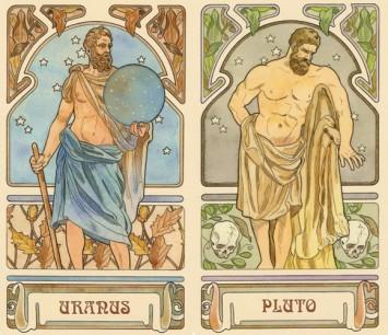 Uranus-Pluto Square