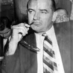 Senator Joe McCarthy, anti-Communist crusader