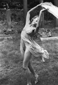 Vanessa Redgrave as Isadora Duncan